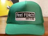 Feel FORCE/ONE&ONLY MESH CAP  GREEN