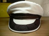 NEW YORK HAT/CANVAS GREEK  NATURAL