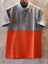 ☆50%OFF☆FAT/TWO TONE  GRAYxORANGE