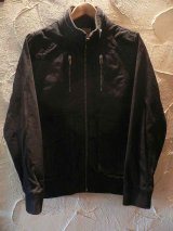 (SALE 40%OFF)   CORISCO/MILYTARY JKT BLACK