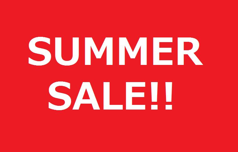 summer sale2019ss