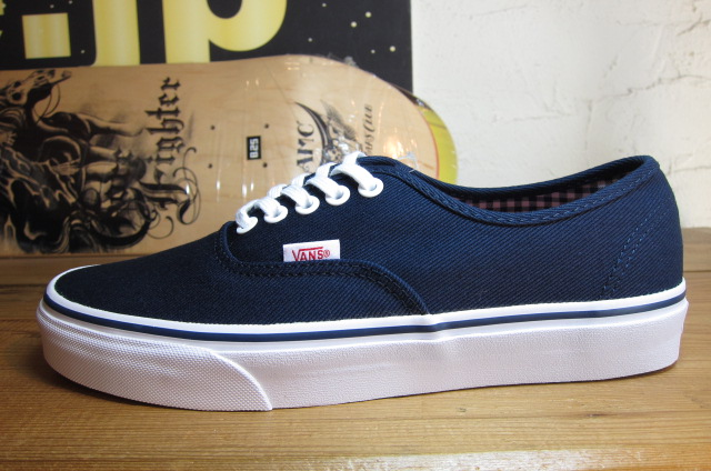 vans authentic navy sale