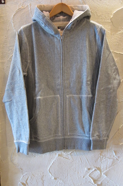OUT OF SIGHT/FULL ZIP PARKA M.GRAY - FeelFORCE