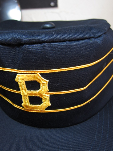 BELAFONTE/RT KUWATA 18 CAP NAVY - FeelFORCE