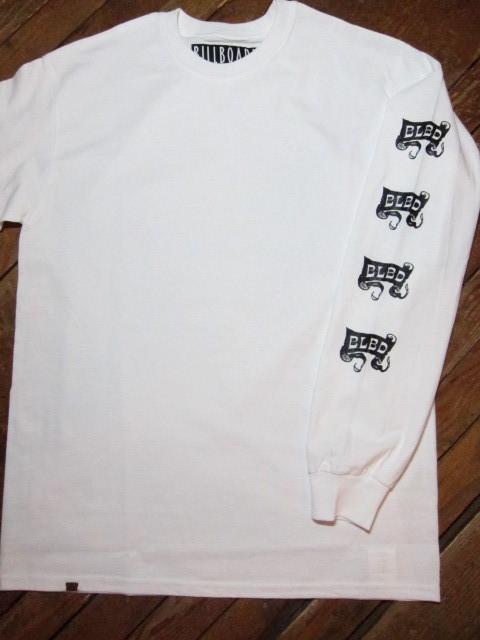 sale 20 off bill board long sleeves t eagle white feelforce